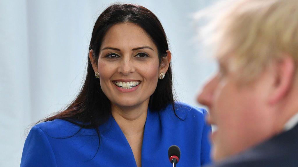 Priti Patel threatens x-ray – Adewale Sobowale