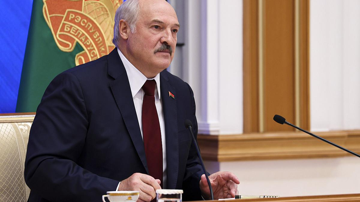 Belarus' President Lukashenko, accused of causing Europe's most recent migration crisis